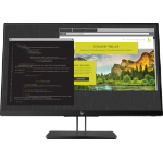 "HP Z24nf G2 computer monitor 60.5 cm (23.8"") Full HD LED Matt Black"