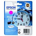 Epson C13T27134012 (27XL) Ink cartridge magenta, 1.1K pages, 10ml