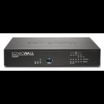 SonicWall TZ300P cortafuegos (hardware) 750 Mbit/s Escritorio
