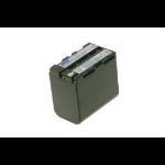 2-Power Camcorder Battery 3.6v 4200mAh