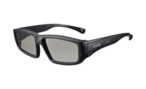 Epson 3D Glasses (Passive for Adult, x5) - ELPGS02A stereoscopic 3D glasses