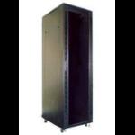 Dynamode CAB-FE-15U-66 rack cabinet Freestanding rack Black