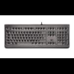 CHERRY KC 1068 keyboard USB QWERTY US English Black