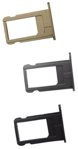 TARGET IP6PSIMTRY SIM card holder Gold,Grey,Silver
