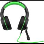 HP Pavilion Gaming 400 headset Head-band Black,Green