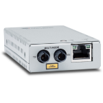 Allied Telesis AT-MMC2000/ST-960 convertidor de medio 1000 Mbit/s 850 nm Multimodo Gris