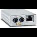 Allied Telesis AT-MMC2000/ST-960 convertidor de medio 1000 Mbit/s 850 nm Multimodo Gris