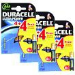 Duracell Ultra Power AAA 3 Packs