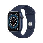 Apple Watch Series 6 40 mm OLED Blau GPS