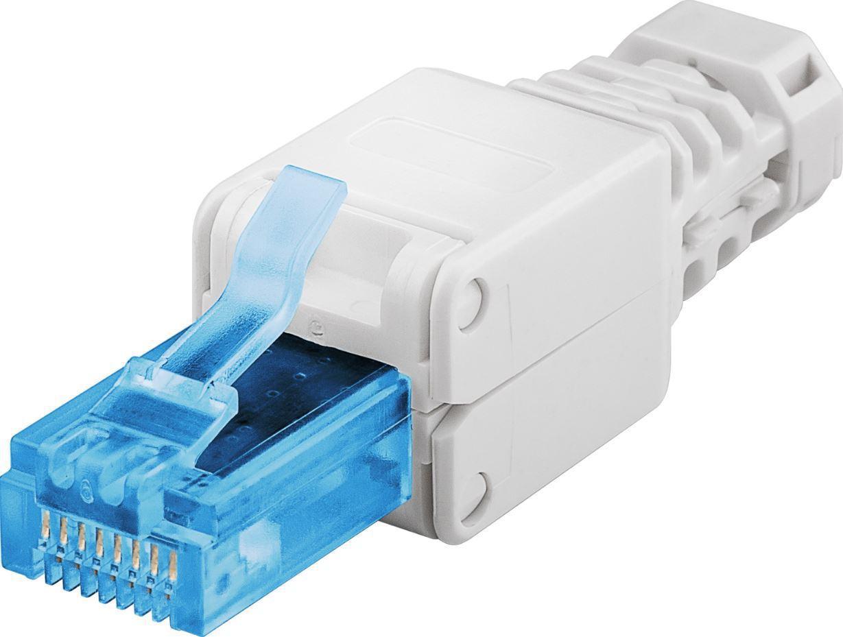 Microconnect KON521TL wire connector RJ45 White