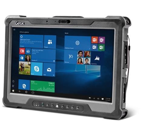 Getac A140 128GB 4G Grey tablet