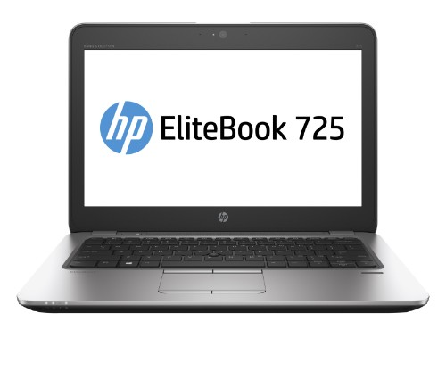 HP EliteBook 725 G3 Silver Notebook 31.8 cm (12.5