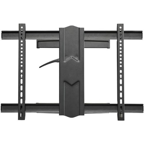 StarTech.com TV Wall Mount for up to 80 inch (100lb) VESA Mount Displays - Low Profile Full Motion Universal TV Wall Mount Bracket - Heavy Duty Adjustable Tilt/Swivel Articulating Arm