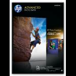 HP Q5456A photo paper A4 Black, Blue, White Gloss