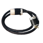 "Tripp Lite SUWEL630C-20 power cable Black 240.2"" (6.1 m) Power plug type L NEMA L6-30R"