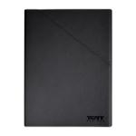 """Port Designs 201384 tablet case 24.6 cm (9.7"""") Folio Black"""