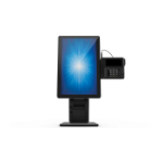 """Elo Touch Solution E796783 signage display mount 55,9 cm (22"""") Negro, Plata"""