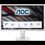 """AOC P1 27P1/GR LED display 68.6 cm (27"""") 1920 x 1080 pixels Full HD Grey"""