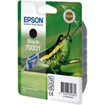 Epson C13T03314010 (T0331) Ink cartridge black, 630 pages, 17ml