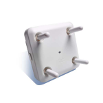 Cisco AIR-AP3802E-E-K9 wireless access point 5200 Mbit/s White