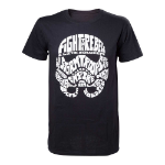Star Wars Adult Male Stormtrooper Word Play T-Shirt, Medium, Black (TS110618STW-M)