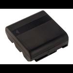 2-Power Camcorder Battery 3.6v 2500mAh