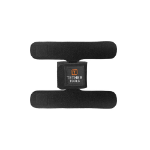 Tether Tools StrapMoore Cable holder Desk/Wall Black 1 pc(s)