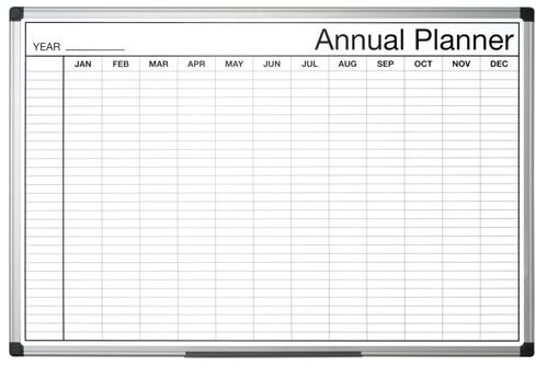 Bi-Office GA0342170 planning board Year