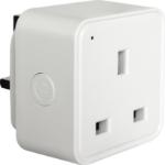 TCP Global Wi-Fi Plug Single White UK 2 Pack