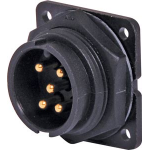 Altronics 5 Pin 20A Locking Male Chassis IP66 Waterproof Plug