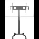 "Vision VFM-F30/WXL/10X6 flat panel floorstand 2.29 m (90"") Portable flat panel floor stand Black"