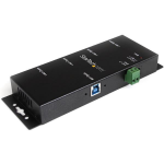 StarTech.com 4-Port Industrial USB 3.0 Hub with ESD Protection