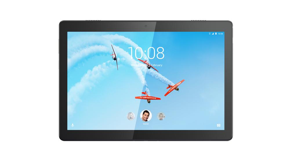 """Lenovo Tab M10 32 GB 25.6 cm (10.1"""") Qualcomm Snapdragon 3 GB Wi-Fi 5 (802.11ac) Android 8.1 Oreo Black"""