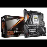 Gigabyte TRX40 AORUS MASTER motherboard Socket sTRX4 Extended ATX AMD TRX40