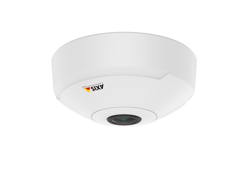 Axis M3048-P IP security camera Dome Ceiling 2880 x 2880 pixels