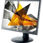 "AOC Pro-line E2460PQ/BK computer monitor 61 cm (24"") Full HD LED Flat Matt Black"