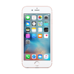 "Apple iPhone 6s 4.7"" Single SIM 4G 128GB Pink gold"