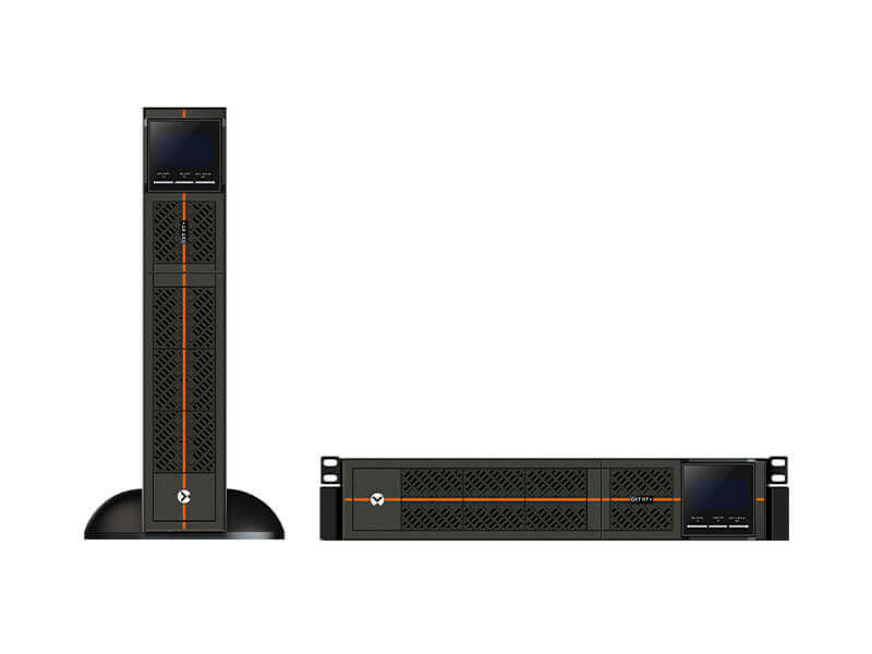 Vertiv Liebert GXTRT-1500IRT2UXL sistema de alimentación ininterrumpida (UPS) Doble conversión (en línea) 1500 VA 1350 W 6 salidas AC