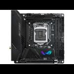 ASUS ROG STRIX Z590-I GAMING WIFI Intel Z590 LGA 1200 mini ITX