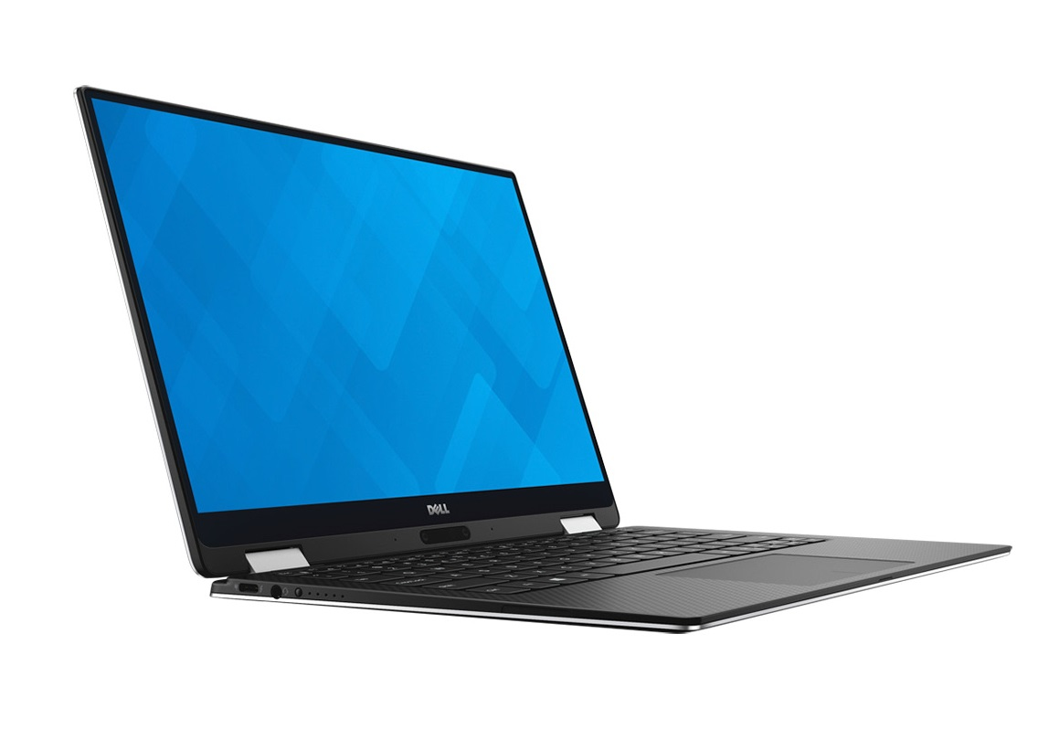 "DELL XPS 9365 1.30GHz i7-7Y75 13.3"" 3200 x 1800pixels Touchscreen Black, Silver Hybrid (2-in-1)"