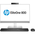 "HP EliteOne 800 G4 3GHz i5-8500 8th gen Intel® Core™ i5 23.8"" 1920 x 1080pixels Silver All-in-One PC 4KX23ET#ABU"