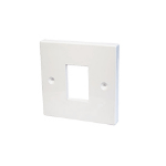 Cablenet 72-3370 wall plate/switch cover White