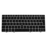 HP 651390-031 QWERTY English Black keyboard