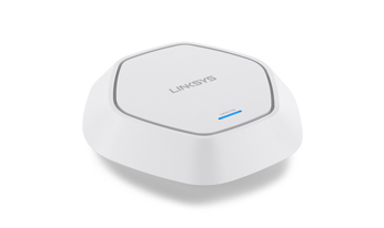 Linksys LAPAC1750 Power over Ethernet (PoE) White WLAN access point