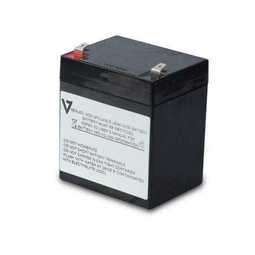 V7 UPS Replacement Battery for UPS1DT750