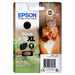 Epson C13T37914010 (378XL) Ink cartridge black, 500 pages, 11ml