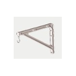 Da-Lite Mounting and Extension Bracket wall White project mount