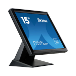 "iiyama ProLite T1531SAW-B5 touch screen monitor 38.1 cm (15"") 1024 x 768 pixels Single-touch Black"