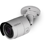 Trendnet TV-IP318PI surveillance camera IP security camera Indoor & outdoor Bullet White 3840 x 2160 pixels