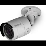 Trendnet TV-IP318PI security camera IP security camera Indoor & outdoor Bullet White 3840 x 2160 pixels